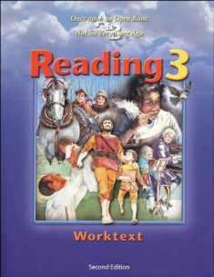 Reading 3 A & B (Student Worktext)