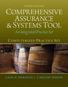 Computerized Practice Set for Comprehensive Assurance & Systems Tool (CAST)