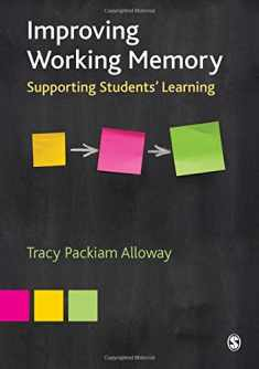 Improving Working Memory: Supporting Students′ Learning