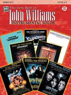 The Very Best of John Williams: Horn in F, Book & CD