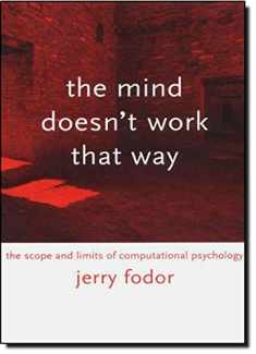 The Mind Doesn't Work That Way: The Scope and Limits of Computational Psychology
