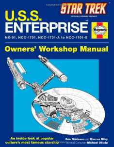 U.S.S. Enterprise Haynes Manual (Star Trek)