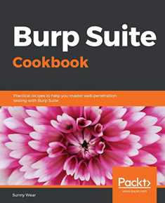 Burp Suite Cookbook: Practical recipes to help you master web penetration testing with Burp Suite