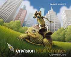 ENVISION MATHEMATICS 2020 COMMON CORE STUDENT EDITION GRADE 1 VOLUME 1