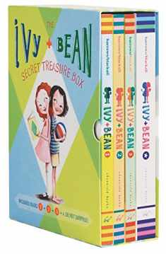 Ivy and Bean's Treasure Box: (Beginning Chapter Books, Funny Books for Kids, Kids Book Series) (Ivy + Bean)