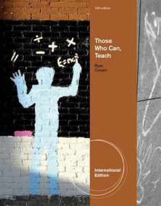 Those Who Can, Teach, International Edition