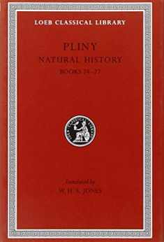 Pliny: Natural History, Volume VII, Books 24-27. Index of Plants. (Loeb Classical Library No. 393)