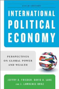 International Political Economy: Perspectives on Global Power and Wealth (Fifth Edition)