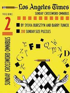 Los Angeles Times Sunday Crossword Omnibus, Volume 2 (The Los Angeles Times)
