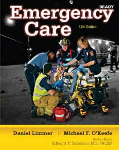 Emergency Care Textbook + Workbook + Resouce Central EMS Student Access Code Card