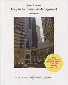 Analysis for Financial Management, 11e