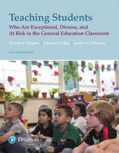 MyLab Education with Enhanced Pearson eText -- Access Code Card -- for Teaching Students Who are Exceptional, Diverse, and At Risk in the General Education Classroom (7th Edition)