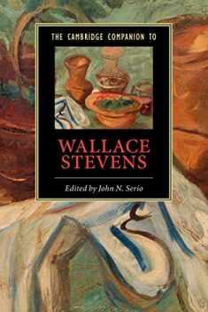 The Cambridge Companion to Wallace Stevens (Cambridge Companions to Literature)