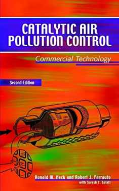 Catalytic Air Pollution Control: Commercial Technology