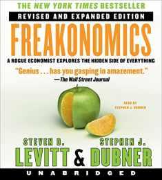 Freakonomics Rev Ed Unabridged CD