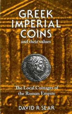 Greek Imperial Coins and Values, The Local Coinages of the Roman Empire