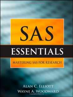 SAS Essentials: A Guide to Mastering SAS for Research