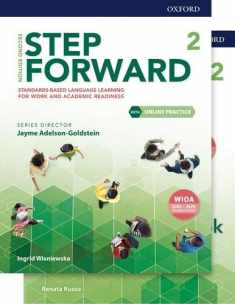 Step Forward Level 2 Student Book and Workbook Pack with Online Practice: Standards-based language learning for work and academic readiness (Step Forward 2nd Edition)