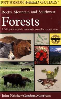 A Field Guide to Rocky Mountain and Southwest Forests (Peterson Field Guide Series)