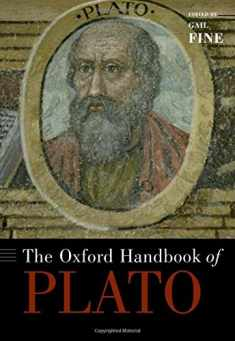 The Oxford Handbook of Plato (Oxford Handbooks)