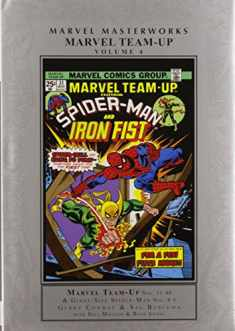 Marvel Masterworks: Marvel Team-Up Vol. 4