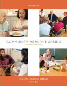 Community Health Nursing A Canadian Perspective