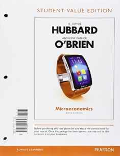 Microeconomics, Student Value Edition