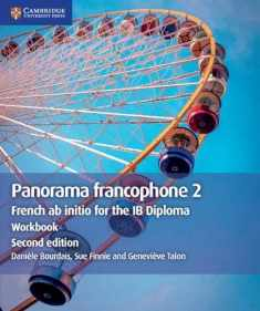Panorama francophone 2 Workbook: French ab initio for the IB Diploma (French Edition)