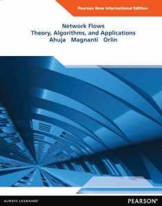 Network Flows Pnie Theory Algorithms &