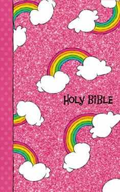 NIV, God's Rainbow Holy Bible, Hardcover, Comfort Print