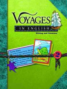 Voyages in English Grade 2 Student Edition: Writing and Grammar (Voyages in English 2011)
