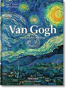 Van Gogh. The Complete Paintings (Bibliotheca Universalis) (Multilingual Edition)