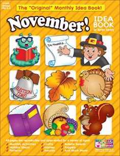 November Monthly Idea Book