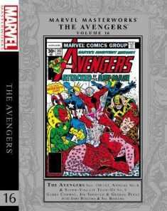 Marvel Masterworks: The Avengers Vol. 16