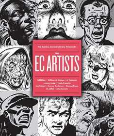 The Comics Journal Library: The EC Artists (Vol. 8) (The Comics Journal)