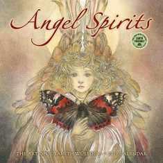 Angel Spirits 2019 Wall Calendar: The Art of Sulamith Wulfing
