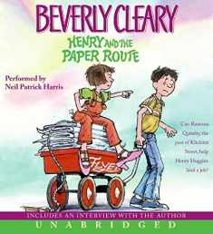 Henry and the Paper Route CD (Henry Huggins)