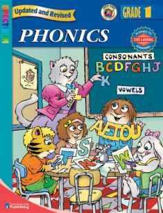 Spectrum Phonics, Grade 1 (Little Critter Workbooks)