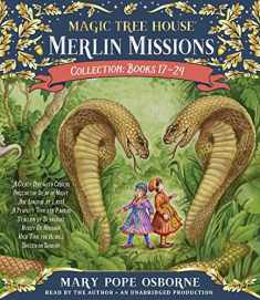 Merlin Missions Collection: Books 17-24: A Crazy Day with Cobras; Dogs in the Dead of Night; Abe Lincoln at Last!; A Perfect Time for Pandas; and more (Magic Tree House (R) Merlin Mission)
