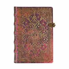 Carmine Mini Lined Journal (Equinoxe)