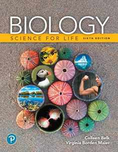 Biology: Science for Life Plus Mastering Biology with Pearson eText -- Access Card Package (6th Edition) (What's New in Biology)