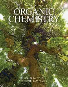 Organic Chemistry Plus Mastering Chemistry with Pearson eText -- Access Card Package (9th Edition) (New in Organic Chemistry)