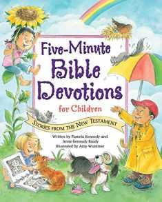 Five Minute Bible Devotions New Testament