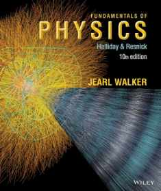 Fundamentals of Physics 10e + WileyPLUS Registration Card