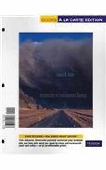9780321741943-0321741943-Introduction to Environmental Geology, Books a la Carte Edition (5th Edition)
