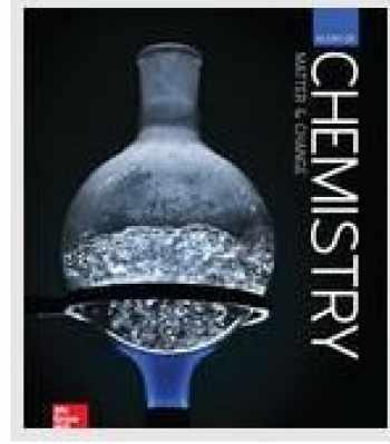 Glencoe Chemistry Book