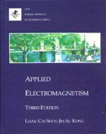 9780534947224-0534947220-Applied Electromagnetism (Pws Engineering Foundation)