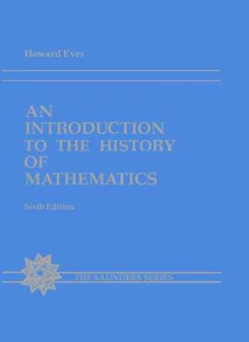9780030295584-0030295580-An Introduction to the History of Mathematics (Saunders Series)