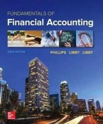 9781259864230-1259864235-Fundamentals of Financial Accounting
