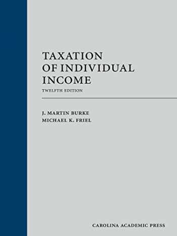 TAXATION OF INDIVIDUAL INCOME @DUE 8/18+ @